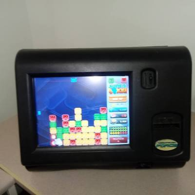 MegaTouch Force 2005 Coin-op Arcade Bar Top Video Game Touchscreen Multi-game