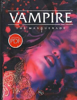 Masquerade core pdf book vampire the