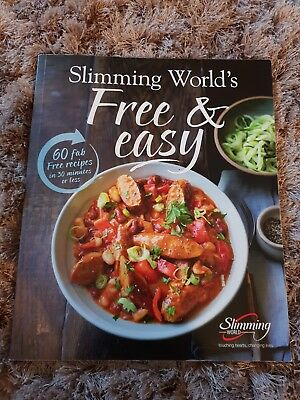 Slimming Worlds Free And Easy Recipe Cook Book