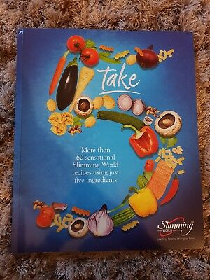 Slimming Worlds New Take 5 Recipe Cook Book