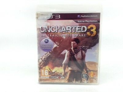 Juego Ps3 Uncharted 3: Drakes Deception Ps3 4020920