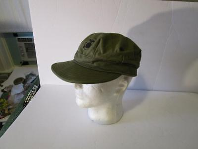 Marine Corps Colonels HBT Fatigue Hat Never Worn