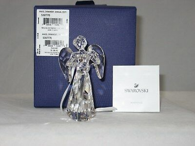 Swarovski 2018 Annual Edition Angel Ornament  New In Box (5397776)