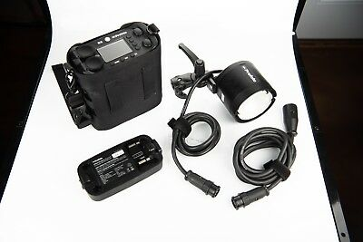 Profoto B2 250 Air TTL To-Go Kit - w/ Spare Battery, Extension Cable