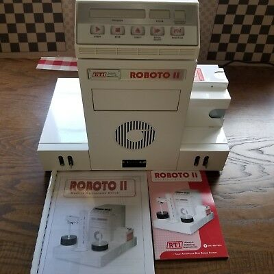 Rti-Dgt Roboto Ii Disc Cleaning /repair System