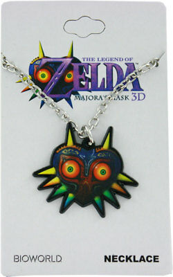 Legend of Zelda Majora's Mask 3D Necklace