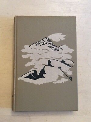 "1954 Edition ""THE EPICS OF EVEREST""by Leonard Wibberley  Mountaineering Climbing"