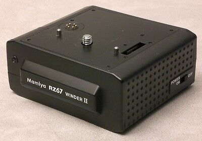 Mamiya RZ67 Winder II for RZ67.  USA seller.