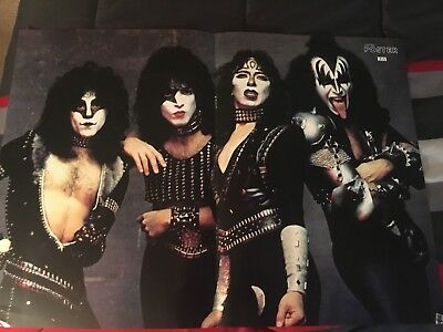 Vinnie Vincent creatures of the night poster