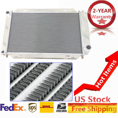 LX 5.0L V8 302 ALUMINUM RACING RADIATOR FOR 1979-1993 FORD MUSTANG GT