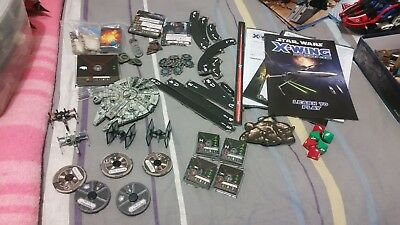 Star Wars X-wing Miniatures Force Awakens Core Set + Heroes of the Resistance