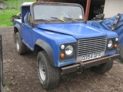 Land Rover Defender (3.5 Hybrid) Project