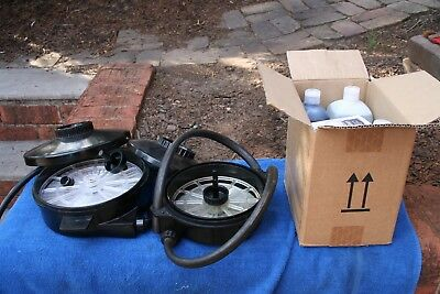 2 LOMO tanks (UPB-1A and UPB-1B) + NEW Tetenal E6 chemicals for film processing