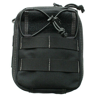 Maxpedition Fr-1 Pouch Tactical Utility Medical Organising Pouch - Black