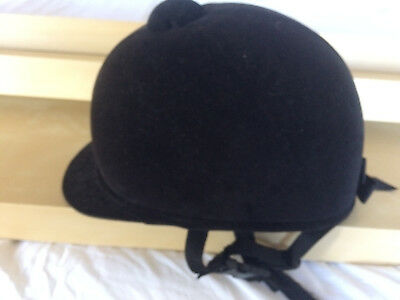 Charles Owen Young Riders Riding Hat size 6 and 7/8