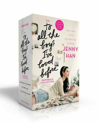 The To All the Boys I've Loved Before (Boxed Set) Paperback Collection
