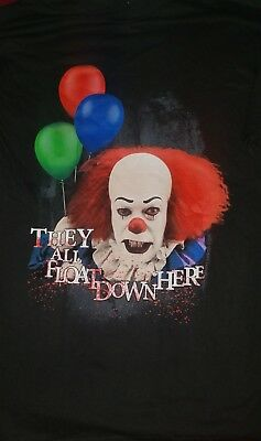 Pennywise IT tshirt Horror
