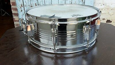"""Snare, 14"""" x 6"""", Stahlkessel, One Drop Killer"""