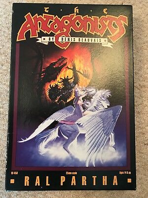 Ral Partha The Antagonists Box Set