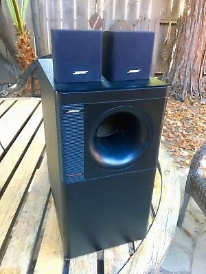 bose acoustimass 3 series iv speaker system with all wires rh picclick com