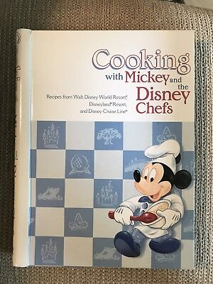 walt disney mickey mouse cookbook