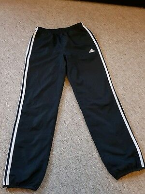 Adidas boys shell bottoms age 13-14 years
