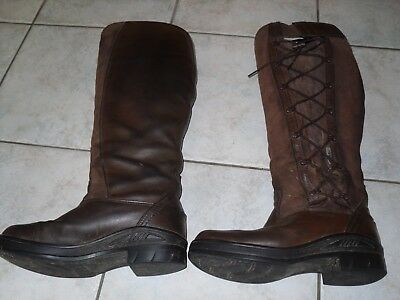 Ariat grasmere boots size 5.5 wide fit