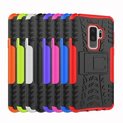 New Heavy Duty Gorilla Shockproof kickstand Builder Case Cover for Samsung Model