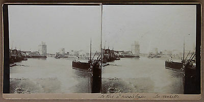 The New Rochelle France stereo amateur Vintage Citrate ca 1900
