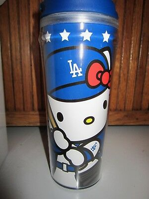 Dodgers Give away Hello Kitty cup, 2014