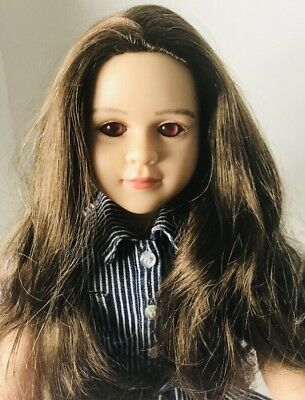 "My Twinn Doll Emma 23"" Poseable 1997 Head 2013 Body"
