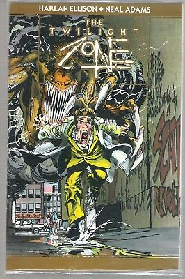The Twilight Zone No.1 By Now Comics - Sealed Bag