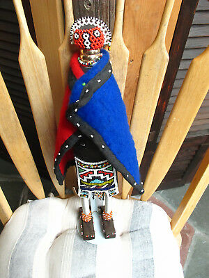 Ndebele doll from South Africa