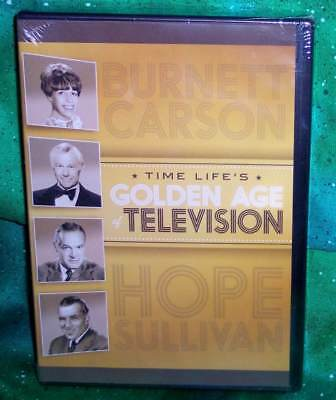 Brand New Time Life Exclusive Golden Age Of Television 9 Disc Tv Dvd Set 2016