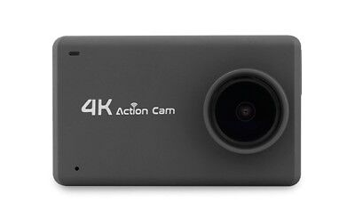 Multi-Use 4K Touchscreen Action Camera - Includes Accessories (BRAND NEW IN BOX)