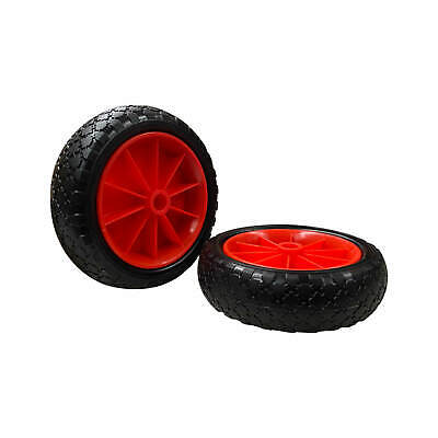 Blackhawk Pump Free All-Terrain Wheel x2 For DIY Cart Trolley Axle Diameter 20mm