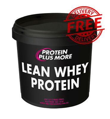 3Kg  -  Whey Protein Isolate / Concentrate - Vanilla -  Wpi Wpc Powder