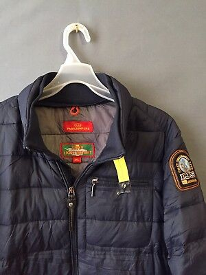 Parajumpers Men's Super Light Weight Jacket Size 3 XL ...