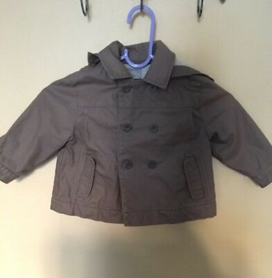 Veste Taupe Cyrillus Fille 1 An 12 Mois