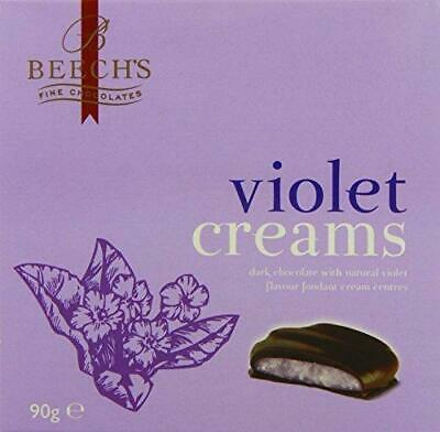 Beech's Dark Violet Creams 90 g (Pack of 3)