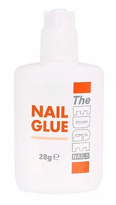 The Edge Nail Adhesive Glue 28g super strong tips false nails extensions