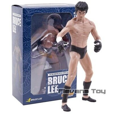 STORM Collectibles/ Figura Bruce Lee/ PVC/ Action Figure/ 18cm in original box
