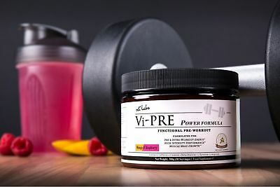 Pre Workout Supplement & Powerful Muscle Builder. Enhance Energy & Power Output
