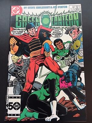 Green Lantern   #189  DC comics  NM