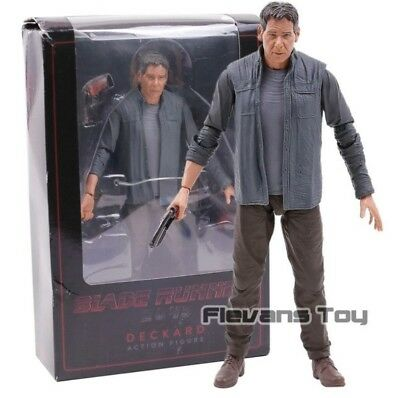 Blade Runner 2049/ Figura Rick Deckard/ PVC/ Action Figure/ 18cm in box