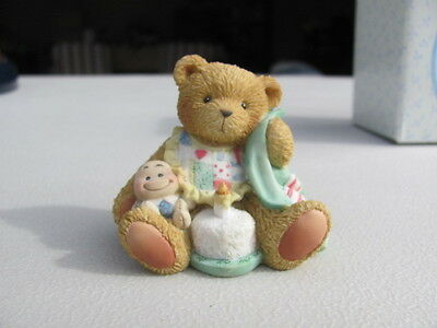 """Cherished Teddies Age 1 """"Beary Special One"""" #911348"""