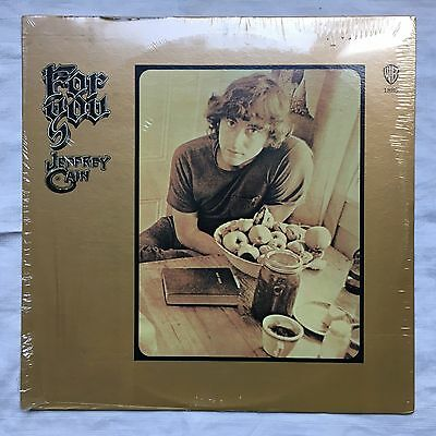 JEFFREY CAIN - For You - US Warner Vinyl LP - STILL SEALED - Folk Rock - 1970