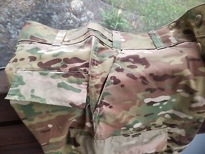 ARMY COMBAT PANTS w/ Crye Knee Pads Multicam OCP LARGE REGULAR