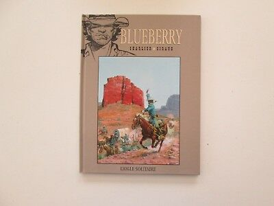 Blueberry L'aigle Solitaire Reedition Tbe