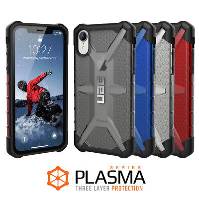 Urban Armor Gear (UAG) Apple iPhone XR Plasma Military Spec Case - Rugged Cover